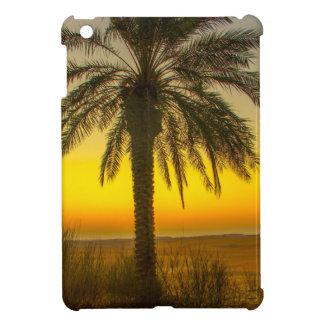 Étuis iPad Mini Lever de soleil de palmier