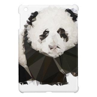 Étuis iPad Mini Low Poly Panda