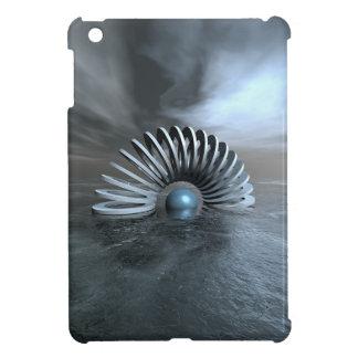 Étuis iPad Mini Mer congelée surréaliste