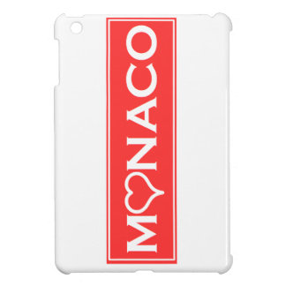 Étuis iPad Mini monaco