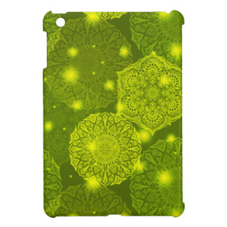 Étuis iPad Mini Motif de luxe floral de mandala