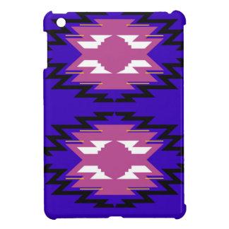 Étuis iPad Mini Motif exotique d'Aztèques de conception
