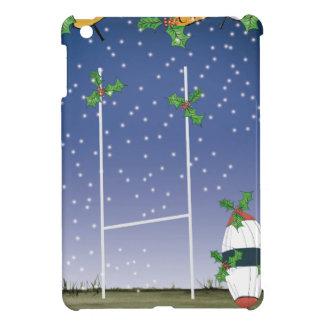 Étuis iPad Mini Noël de rugby
