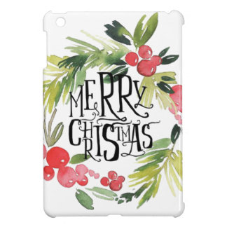 Étuis iPad Mini Noël, vacances, décorations, célébration