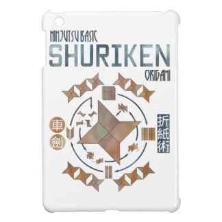 Étuis iPad Mini Origami de Shuriken