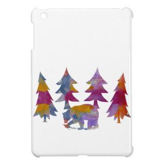 Étuis iPad Mini Ours