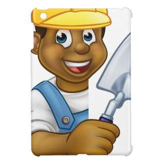 Étuis iPad Mini Outil de truelle de travailleur de la construction
