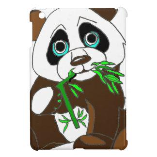 Étuis iPad Mini PANDA MARRON.png
