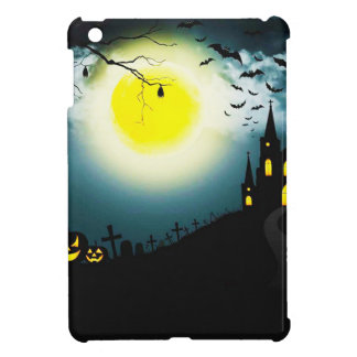 Étuis iPad Mini Paysage de Halloween