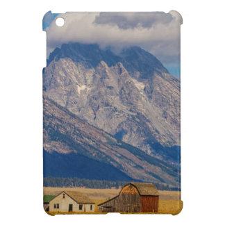 Étuis iPad Mini Paysage de pays de Teton