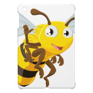 Étuis iPad Mini Personnage de dessin animé d'abeille
