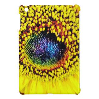Étuis iPad Mini Plan rapproché jaune