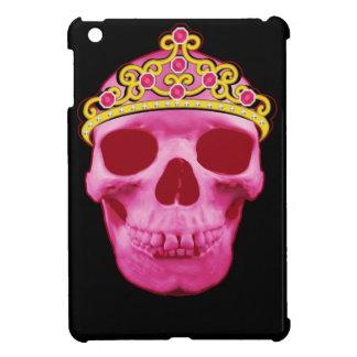 Étuis iPad Mini Princesse rose Skull
