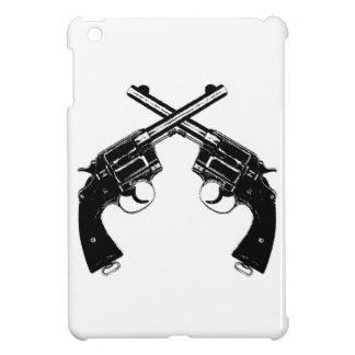 Étuis iPad Mini Revolvers croisés