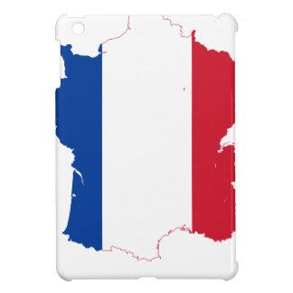 Étuis iPad Mini T-shirt carte-de-France