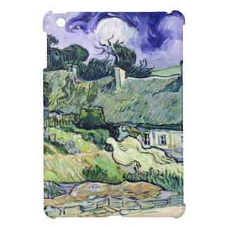 Étuis iPad Mini Vincent van Gogh | a couvert des cottages de