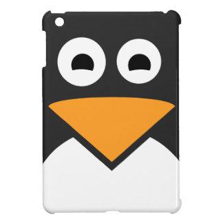 Étuis iPad Mini Visage de pingouin
