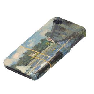 Étuis iPhone 4 Claude Monet | le pont à Argenteuil