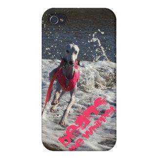 Étuis iPhone 4 Coque iphone d'haricots (océan couru)