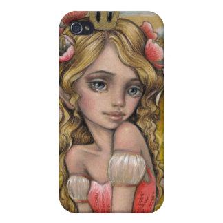 Étuis iPhone 4 Princesse Fae