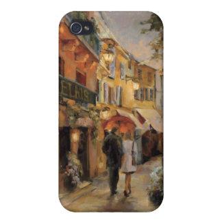 Étuis iPhone 4 Une soirée à Paris