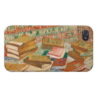 Étuis iPhone 4 Vincent van Gogh   les livres jaunes, 1887