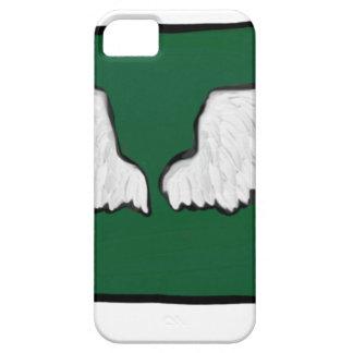 Étuis iPhone 5 Ailes dures de Norht Dakota