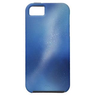 Étuis iPhone 5 Bleu de galaxie