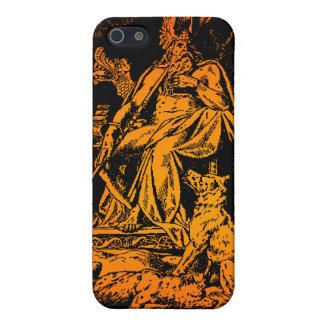 Étuis iPhone 5 Caisse de point d'Odin