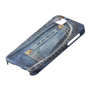 Étuis iPhone 5 Cas de l'iPhone 5 de jeans