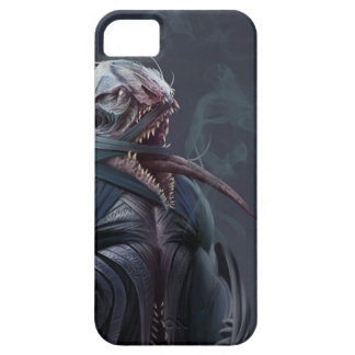 Étuis iPhone 5 Cas de téléphone de prêtre de démon