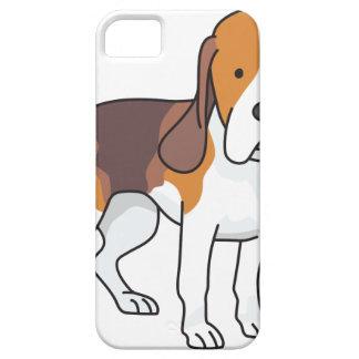 Étuis iPhone 5 Chien de beagle
