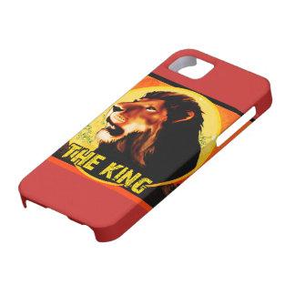 Étuis iPhone 5 Couche Cellulaire iPhone 5 The King