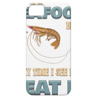 Étuis iPhone 5 Des fruits de mer d'amour - vis suivant un régime