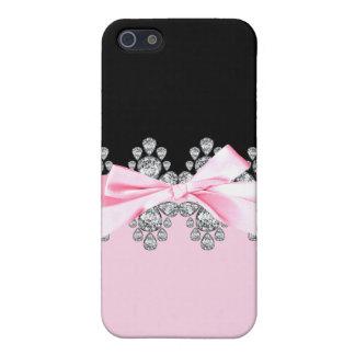 Étuis iPhone 5 Diamant Delilah