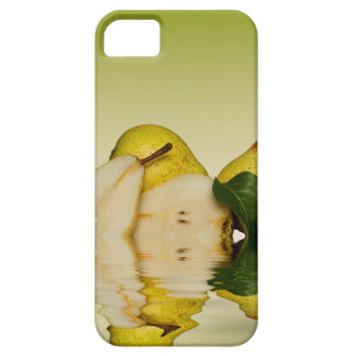 Étuis iPhone 5 Fruit vert frais de poires