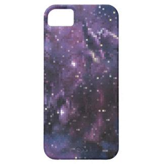 Étuis iPhone 5 galaxy pixels