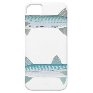 Étuis iPhone 5 Illustration de barracuda