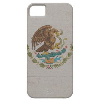 Étuis iPhone 5 International de drapeau du Mexique