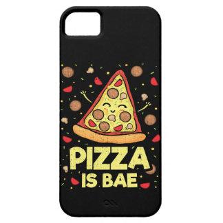 Étuis iPhone 5 La pizza est Bae - bande dessinée drôle -