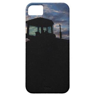 Étuis iPhone 5 Le jour de travail est fait à la ferme