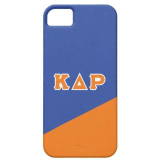 Étuis iPhone 5 Lettres de Grec du Rho | de delta de Kappa