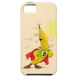 Étuis iPhone 5 M. Se ÉTRANGER de CARTOONiPhone de BANANE + iPhone