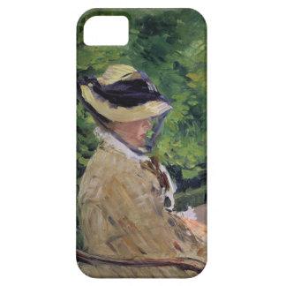 Étuis iPhone 5 Madame Manet de Manet | chez Bellevue