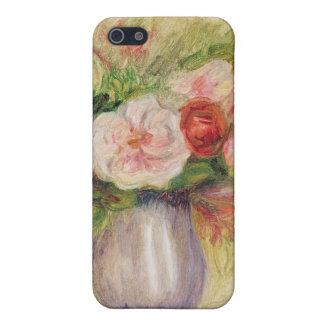 Étuis iPhone 5 Pierre un vase à Renoir | de fleurs