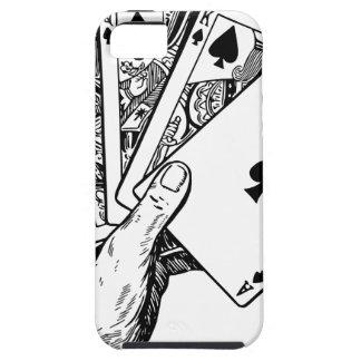 Étuis iPhone 5 Quinte royale