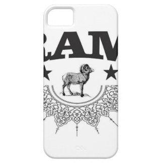 Étuis iPhone 5 RAM des moutons