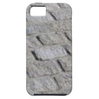Étuis iPhone 5 rangées de pierre