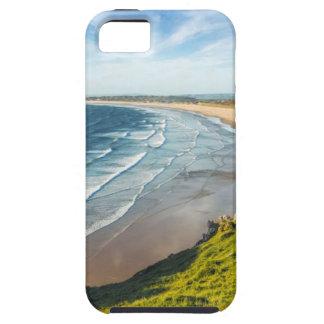 Étuis iPhone 5 Vue pittoresque de paysage contre le ciel