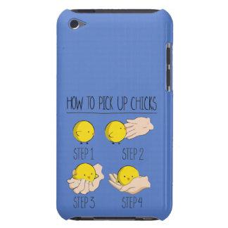 Étuis iPod Touch Comment reprendre des poussins
